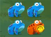 Игра Краситель лягушек