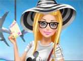 Игра Барби - эксперт по путешествиям