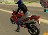 Игра Мотогонки 3Д