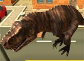 Игра Симулятор динозавра: Мир динозавров
