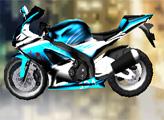 Игра Городской мотогонщик