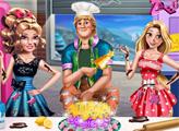 Игра Кулинарный конкурс тортов