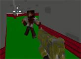 Игра Боевые пиксели Спецназ против Зомби