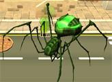 Игра Симулятор паука: Удивительный город