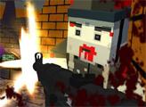 Игра Боевые пиксели Зомби