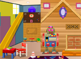 Игра Красивая комната