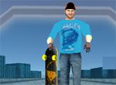 Игра Удивительный скейтер
