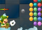 Игра Охота на мыльные пузыри