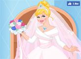 Игра До и после: свадьба Золушки