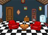 Игра Побег из простого деревянного дома