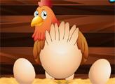 Игра Бразилия 2014: Прогноз курицы