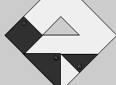 Игра Геометрический пазл