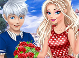 Игра Дисней и злодейки: День Святого Валентина
