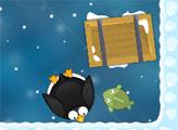 Игра Пингвин на пузе
