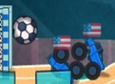 Игра Футбол грузовичков