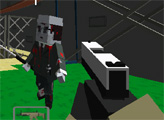 Игра Кубическая Арена: Война зомби