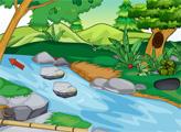Игра Дети и побег из леса
