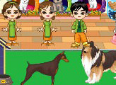 Игра Домик для животных