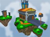 Игра Побег с плавучего острова 2