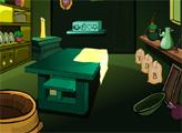 Игра Зеленая комната