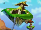 Игра Побег с плавучего острова
