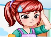 Игра Супер Няня Джен