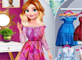 Игра Анна и Эльза: модные разборки