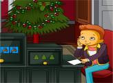 Игра Счастливое рождество 3