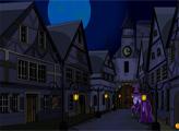 Игра Хэллоуин: Уйти из города