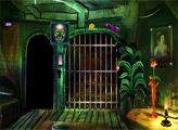 Игра Побег из тюрьмы в джунглях