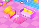 Игра Украшение интерьера комнаты