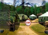 Игра Побег с военного лагеря