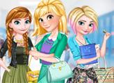 Игра Диснеевские девочки возвращаются в школу
