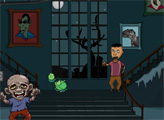 Игра Сбежать от зомби
