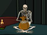 Игра Берлога со скелетами
