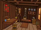 Игра Побег с пиратского корабля