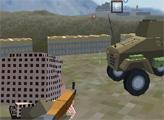 Игра Военная зона