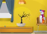 Игра Современная комната