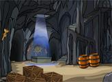 Игра Выберись из пещеры
