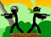 Игра Армия Стикмена: Сопротивление