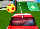 Игра Автомобильный футбол