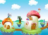 Игра Побег с грибного острова