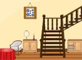 Игра Побег из деревянного домика