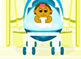 Игра Baby Sitting