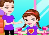 Игра Анна и физкультурный класс