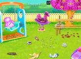 Игра Уборка в детском парке