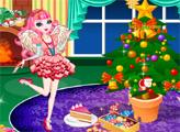 Игра Рождественский декор комнаты