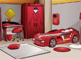 Игра Дом для автомобиля