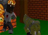 Игра Спецназ Майнкрафт- Убийца зомби