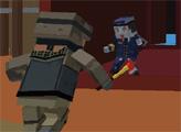 Игра Пиксель Ган Война 2: Атака Зомби